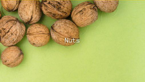 Nutsのジャケット