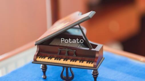 Potatoのジャケット