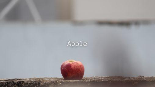 Appleのサムネイル