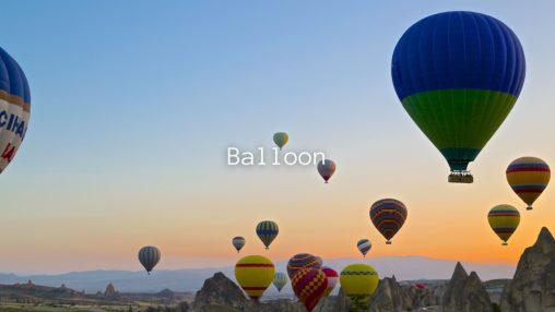 Balloonのサムネイル