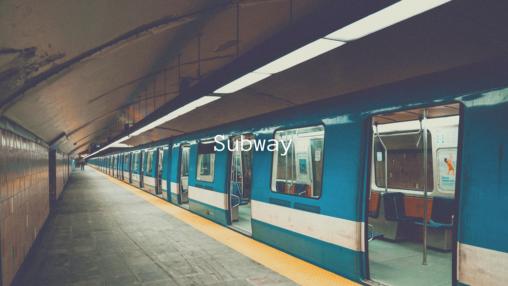 Subwayのサムネイル