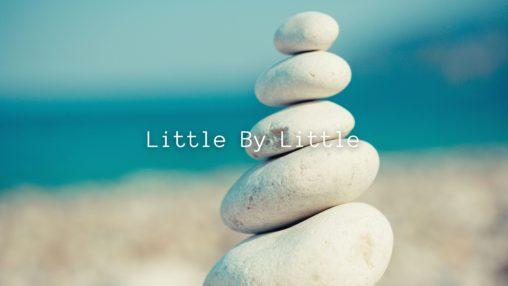Little By Littleのジャケット