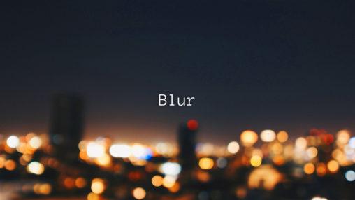Blurのジャケット