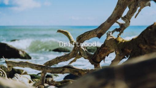 Driftwoodのジャケット