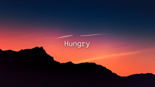 Hungryのサムネイル