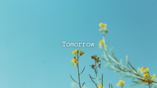 Tomorrowのサムネイル